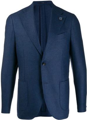 Lardini Tailored Suit Jacket