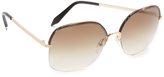 Victoria Beckham Windsor Square Sunglasses