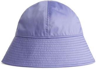 Arket Satin Bucket Hat