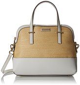 Kate Spade Cedar Street Straw Maise Satchel Bag