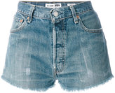 RE/DONE denim shorts - women - Cotton - 28