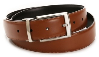 Perry Ellis Portfolio Reversible Men's Leather Belt