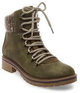 Mossimo Women's Bettyann Sweater Hiking Boots