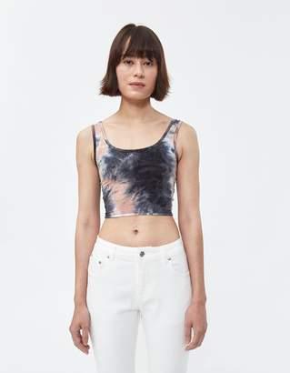 Which We Want Dani Tie Dye Crop Tank