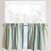 B. Smith Park Park Cape Cod Striped Rod-Pocket Window Tiers