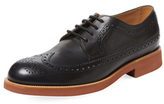 Tod's Wingtip Leather Derby
