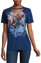 Freeze Thor Graphic T-Shirt- Juniors