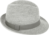 Accessorize Marl Thermo Trilby Hat