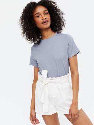New Look Girlfriend T-Shirt - Grey