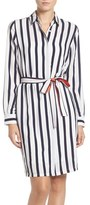 Eliza J Women's Stripe Shirtdress