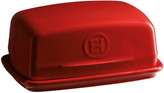 Emile Henry Kitchen Tools Ceramic Butter Dish - Red