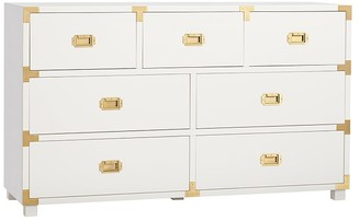 Pottery Barn Kids Gemma Campaign Extra Wide Dresser