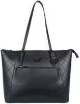 Marc B Angel Quilted Black Bag