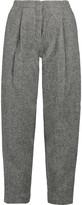 Acne Studios Selah tweed wide-leg pants