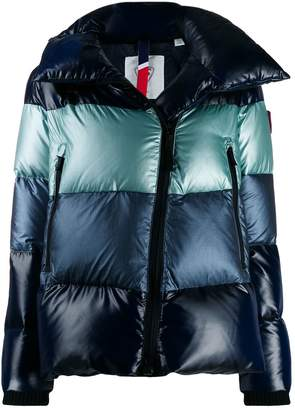 Rossignol cryosphere colour block jacket