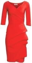 Thumbnail for your product : Chiara Boni La Petite Robe Florian Side Ruffle Dress