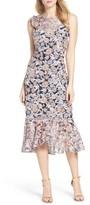 Shoshanna Women's Barlett Lace Midi Dress
