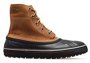 Sorel Men's Cheyanne Leather Rain Boots