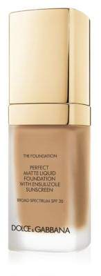 Dolce & Gabbana Matte Liquid Foundation/1 oz.