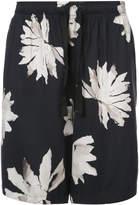OSKLEN flower print shorts