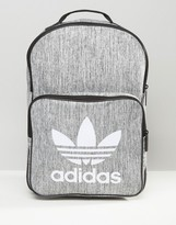 Adidas Originals Casual Class Backpack In Black Bk7119