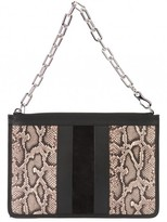 Alexander Wang Large 'attica' Pouch With Chain