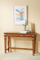 Anthropologie Rae Inlay Console