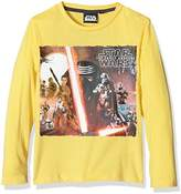 Disney Boy's Star Wars The Force Awakens T-Shirt
