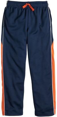 Boys 4-12 & Slim & Husky Jumping Beans Mesh Active Pants