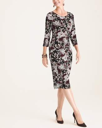 Travelers Classic Floral Dress
