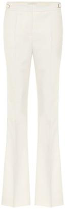 Gabriela Hearst Thompson stretch-wool flared pants