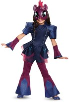 Disguise My Little Pony Tempest Deluxe Costume (Little Girls)