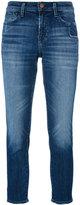 J Brand straight leg jeans - women - Cotton/Polyurethane - 26