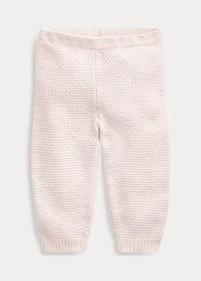Ralph Lauren Knit Cotton Pull-On Pant