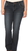 Forever 21 Stretch Flare Leg Jeans