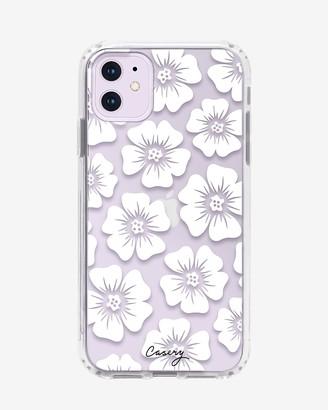 Express Casery Gardenia Party Matte Iphone Case