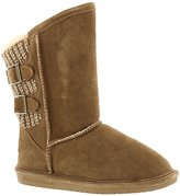 BearPaw Women's Boshie Hickory Ankle-High Suede Boot - 4M