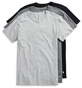 Polo Ralph Lauren Stretch Slim Fit Sleep Tees - Pack of 3