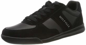 Tommy Hilfiger Men's Lightweight Mix Detail Sneaker Low-Top