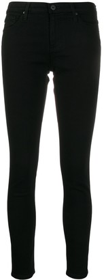 AG Jeans low rise skinny jeans