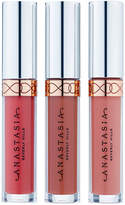 Anastasia Beverly Hills 3-Pc. Mini Liquid Lipstick Set