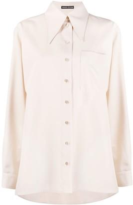 Kwaidan Editions Oversized Collar Shirt