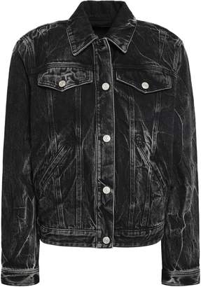 Givenchy Eyelet-embellished Denim Jacket