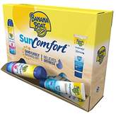 Banana Boat Suncomfort Broad Spectrum with 6 Piece Ultramist Sunscreen Sprays and 10 Piece Lotions (Pack of 16)
