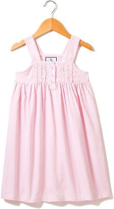 Petite Plume Charlotte Seersucker Nightgown, Size 6M-14