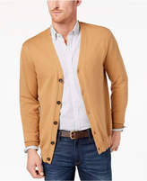 Club Room Men's Front-Button Cardigan, Created for Macy's
