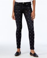 True Religion Halle Studded Skinny Jeans
