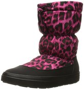 Crocs Women's Lodge Point Pull-On Snow Boot