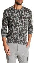 Michael Bastian Printed Sweater