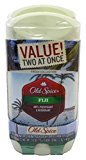 Old Spice Deodorant 2.6oz Figi Twin Pack by